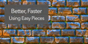 learn faster easy pieces