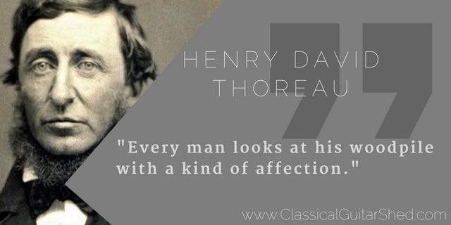 quote Henry David Thoreau