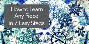 classical guitar 7 steps learning