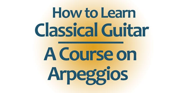 how to learn classical guitar