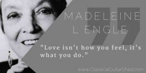 quote Madeline L'Engle
