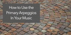 classical guitar primary arpeggios