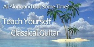 learn classical guitar at home