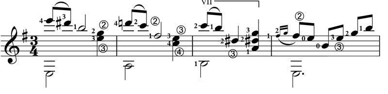 adelita tarrega sheet music