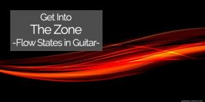 guitar flow the zone