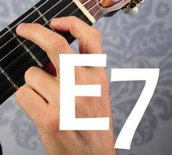 Guitar Chord E7