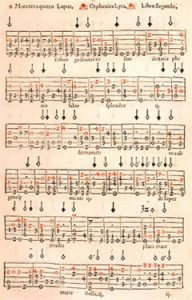 early classical guitar tab
