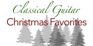 christmas music carols classical guitar solo tabs