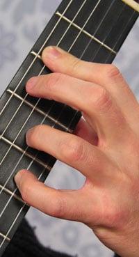 chord to check tuning