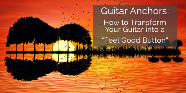 guitar anchor trigger habit