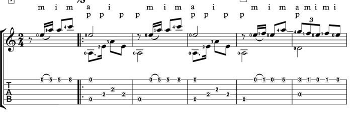 learn Ferrer Tango guitar
