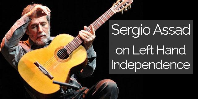 assad guitar independence
