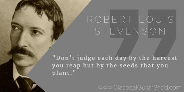 quote Robert Louis Stevenson
