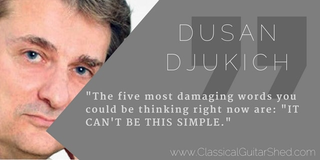 quote Dusan Djukich