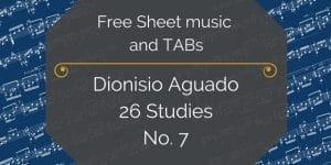 Aguado 26 studies free pdf