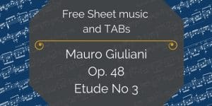Giuliani op 48 free pdf