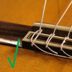 switch guitar strings