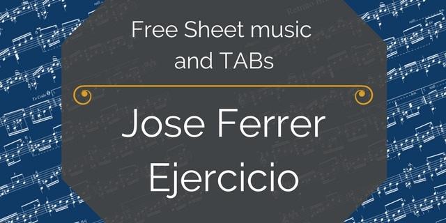 free ferrer ejercicio pdf