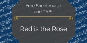 free pdf red rose