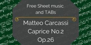 Free Carcassi pdf