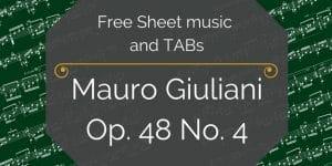 Giuliani free pdf guitar