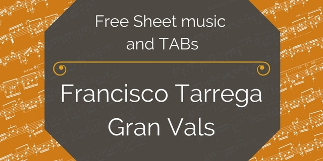 Tarrega free pdf