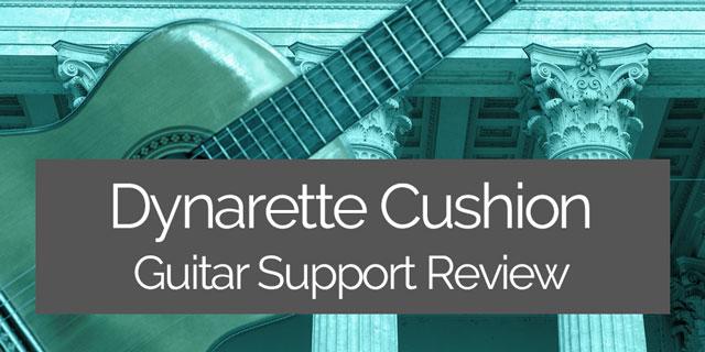 dynarette cushion guitar support review