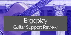 ergoplay guitar support review