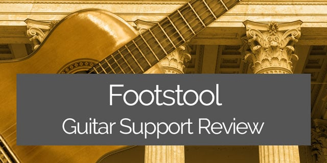 classical guitar footstool review