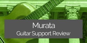 murata guitar support review
