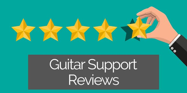 classical guitar support reviews