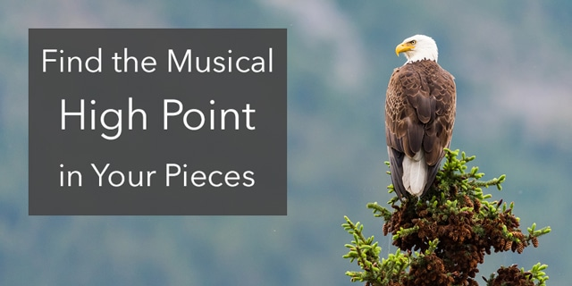 musical climax high point