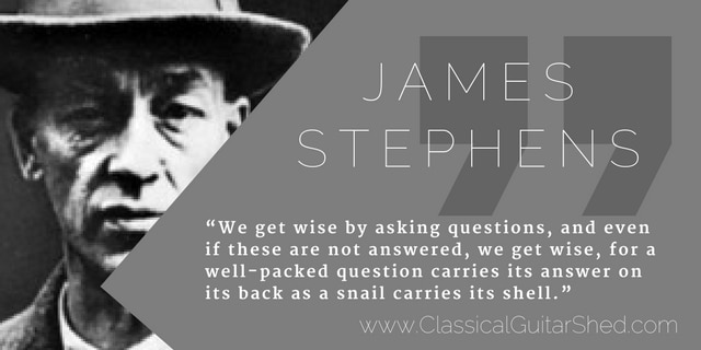 James Stephens practice questions