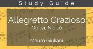 study guide giuliani guitar