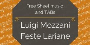 mozzani guitar free pdf