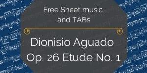 aguado etude pdf free