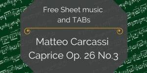 carcassi guitar pdf free