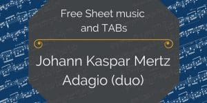 adagio free pdf duo