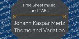 Mertz guitar pdf free