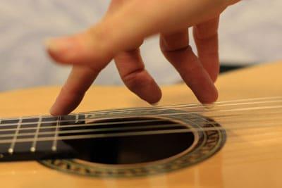 artificial harmonics on