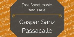 Sanz guitar free pdf