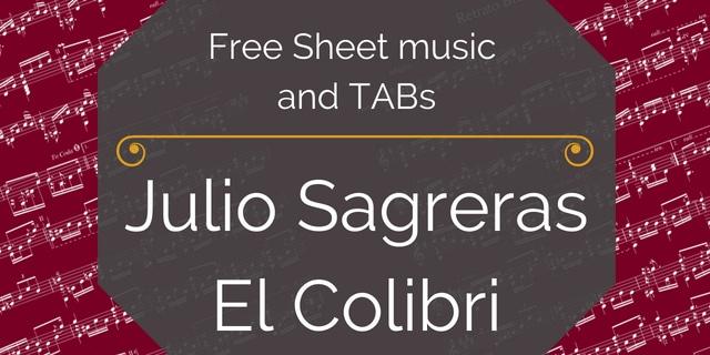 Sagreras free guitar pdf