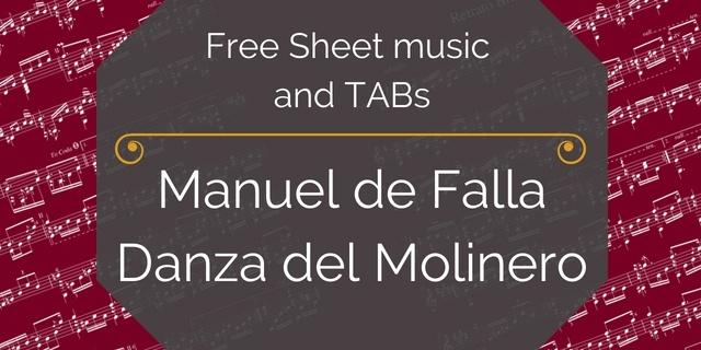 falla guitar free pdf