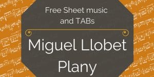 llobet plany free music