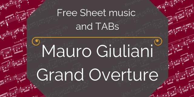 Grand Overture free music