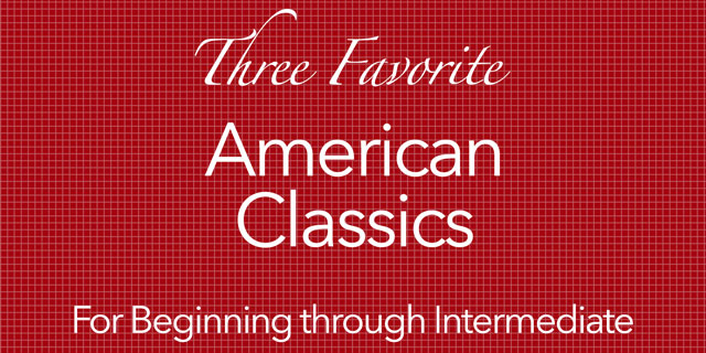 american folk songs for classical guitar