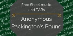 free classical guitar music