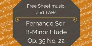 sor guitar free download