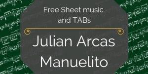 arcas free guitar pdf