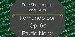 sor music download pdf